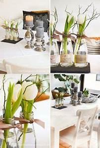Deko Im Januar : liebelein will tulpenzeit tulpenliebe im hochzeitsblog einzelne tulpen in flaschen hochzeit ~ Frokenaadalensverden.com Haus und Dekorationen