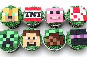 Minecraft cupcakes - goodtoknow