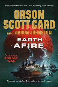 Earth Afire | Orson Scott Card | Macmillan