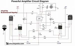 How To Make Audio Power Amplifier Circuit