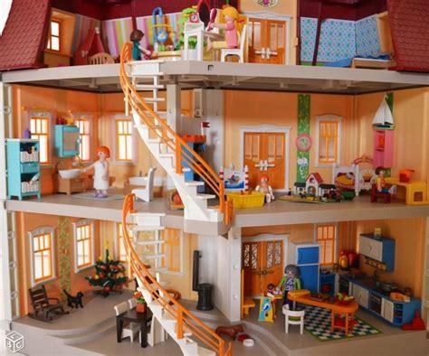 photo de maison playmobil 1000 id 233 es sur le th 232 me maison playmobil sur maison de playmobil playmobil et