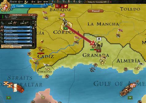Europa Universalis Iii Divine Wind Part #2  War With Granada