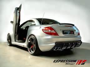 Expression motorsport - Tuning for Mercedes-Benz - SLK r170