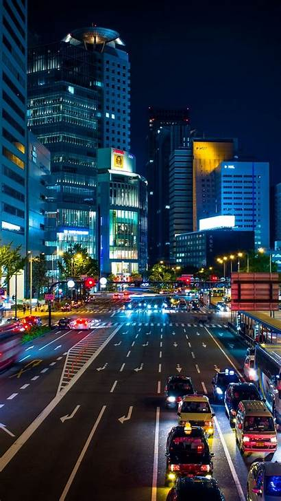Tokyo Iphone Japan Wallpapers Mobile Osaka Street