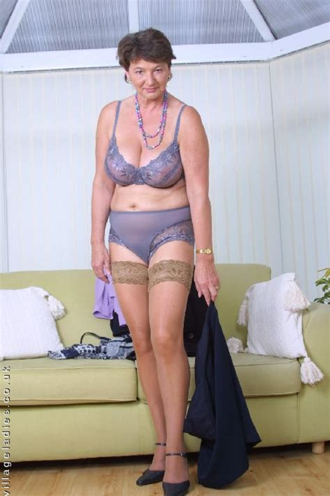 mature village ladies uk