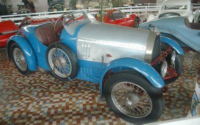 The type 13 was the first true bugatti car. Bugatti photo server - Chassis 1919/1923 Bugatti type 23 sport-Brescia 1919 02