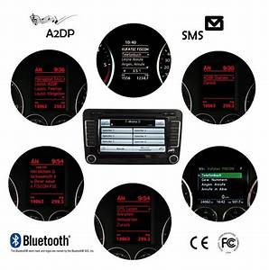 Kufatec Fiscon Basic Plus Integrated Hands Free Bluetooth System For Skoda Yeti 5l