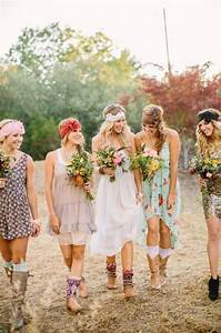 bohemian wedding wedding bohemian hippie 2134499 With modern hippie wedding dresses