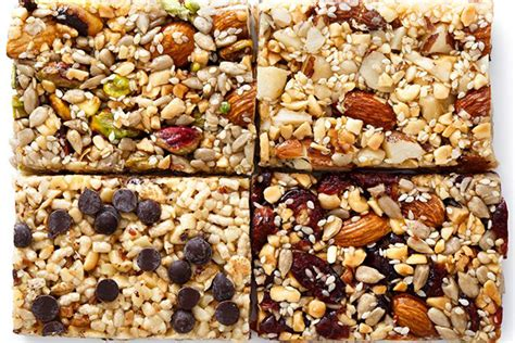 How To Make A Bar by How To Make Muesli Bars Stay At Home