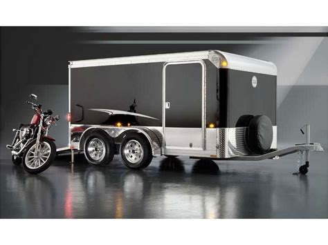 4 Types Of Trailer Every Motorcycle Owner Needs
