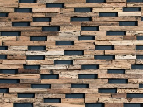 outdoor wooden 3d wall cladding by wonderwall studios
