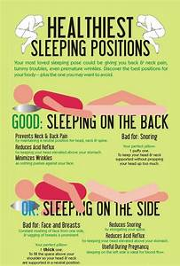 whats the healthiest position to sleep in stethnews With back pain best way to sleep