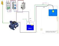 diagranma conexion electrica de dos electroniveles cisterna y tinaco esquemas el 233 ctricos