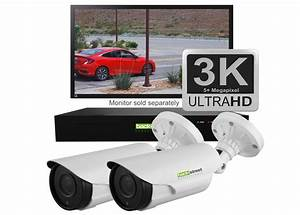 Provue 3k Security Dome Cctv System For Home And Business