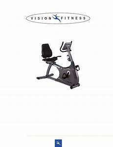 Vision Fitness R2200