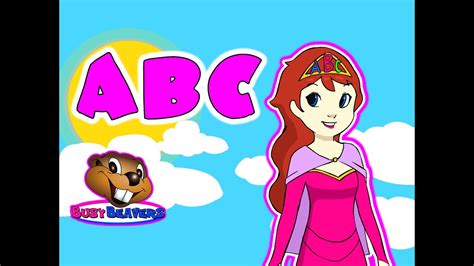 """Princess Abcs """"i Love To Sing The Abcs""""  Kids Song"""