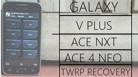 Softcase Galaxy Ace 4 Galaxy V twrp recovery for sm g318h hz samsung v plus galaxy ace