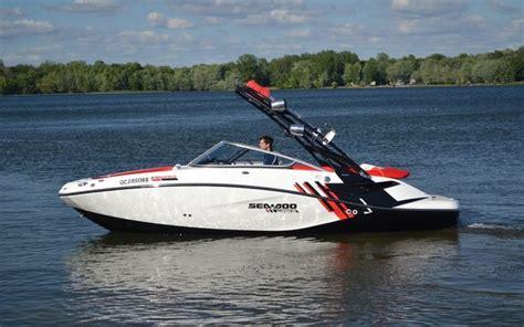 Sea Doo Boat Performance Upgrades by Sea Doo 210 2012 Pour Les Sports Nautiques Et La