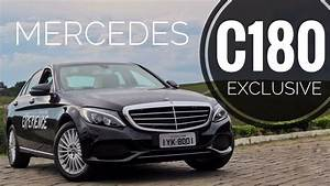 Mercedes C180 Exclusive 2018      Teste Canal Top Drive