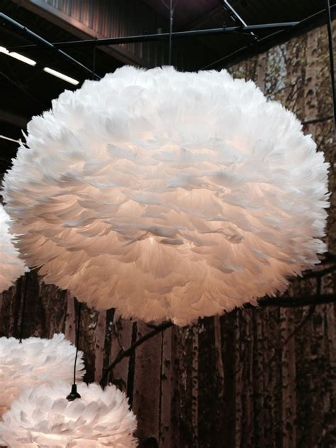 suspension luminaire nuage de plumes vita products i