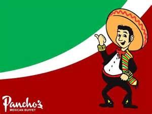 Pancho's Mexican Buffet Flag
