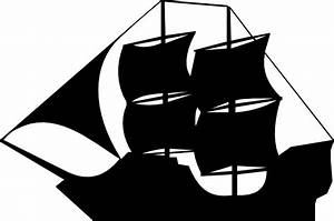 Pirate Ship Clip Art at Clker.com - vector clip art online ...