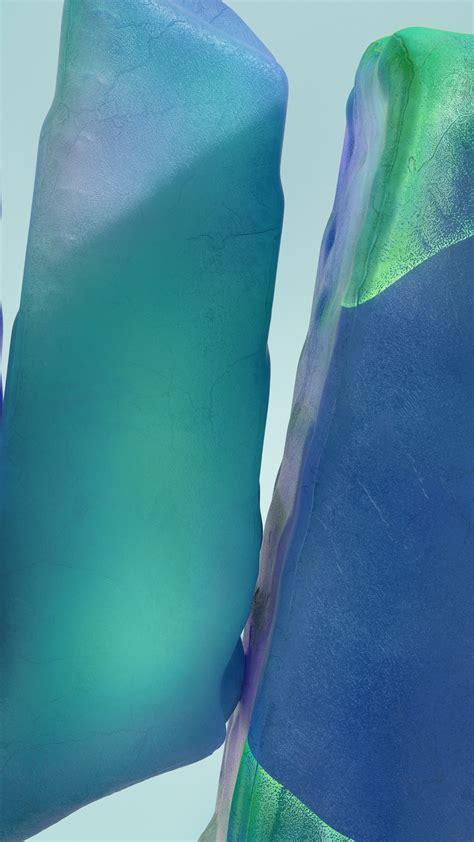 samsung galaxy note  ultra  wallpaper teal blue