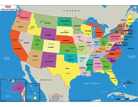 buy  states  capitals map  digital  states