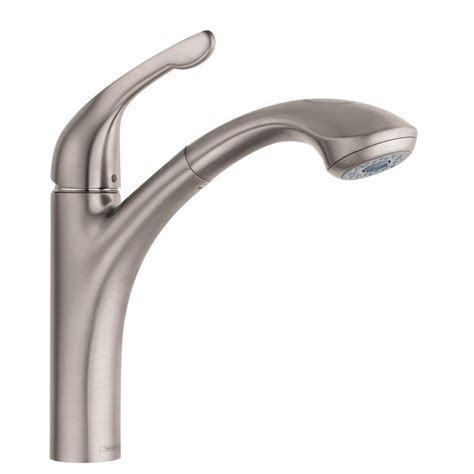 Hansgrohe Allegro E Lowrider Single Handle Pull Out