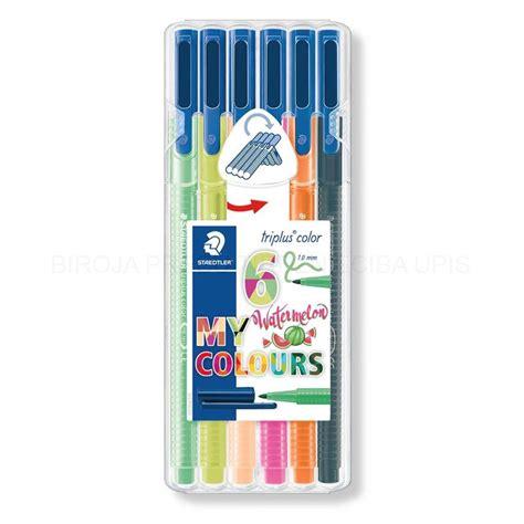 Flomāsteru Triplus® Color 323 komplekti My colours ...