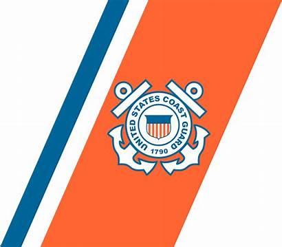 Guard Coast Stripe Racing Mark Svg States