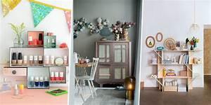 Tour De Rangement Enfant : fabriquer des meubles de rangement toutes nos id es marie claire ~ Teatrodelosmanantiales.com Idées de Décoration