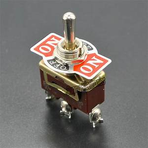 20pcs Momentary 3pin  On  Off  On  Centre Off Toggle