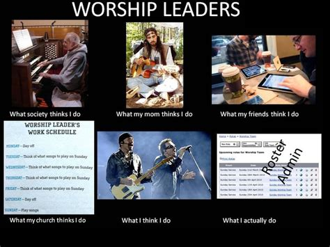69 Best Images About Funny #worship Team Related On