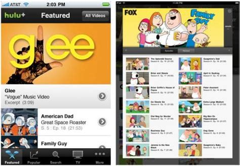 Hulu Updates 'hulu Plus' Ios App, Lowers Subscription