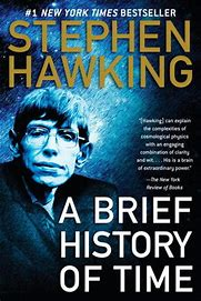 Image result for stephen hawking BOOK