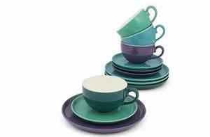Friesland Geschirr Blau : kaffee tee set 12tlg trendmix bunt friesland porzellan made in germany ~ Whattoseeinmadrid.com Haus und Dekorationen