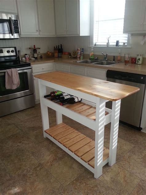 ideas  reclaimed barn wood kitchen island