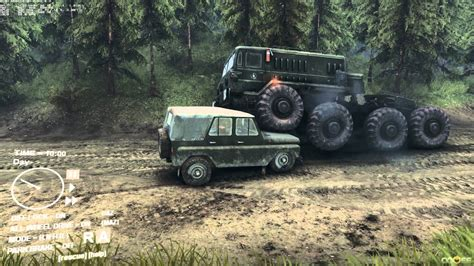 Awesome Off Road Simulator ! Army Trucks Monsters In