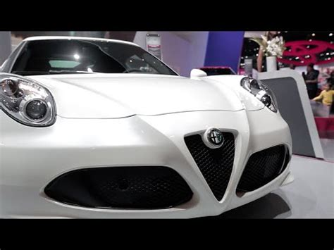 Alfa Romeo Return To Usa by Alfa Romeo Returns 2014 Los Angeles Auto Show Alfa