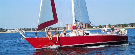 sailing tours sunset cruises in newport ri sightsailing of newport