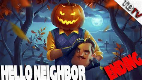 hello neighbor pre alpha ending how to unlock the basement hello neighbour pre alpha