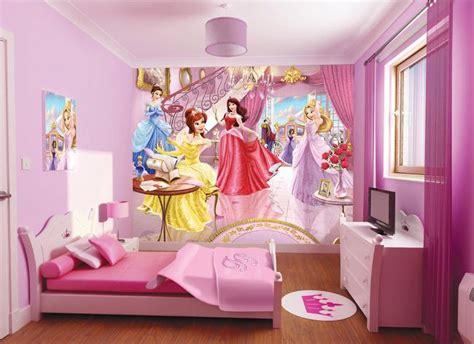chambre fille princesse disney déco chambre princesse disney