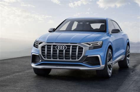2019 Audi Q8 Interior Design, Price, And Performance