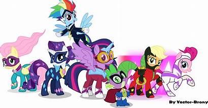 Power Ponies Vector Humdrum Brony Deviantart Pony