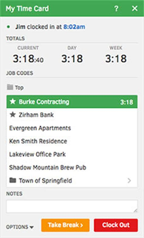 contractor timesheet freelance contractor time
