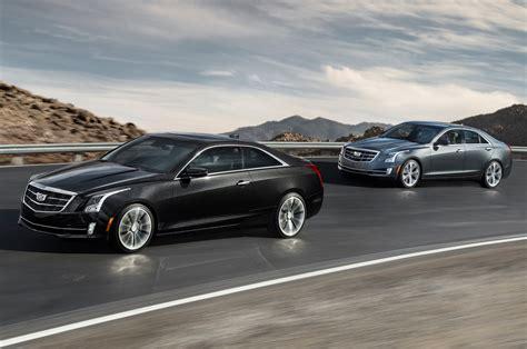 Cadillac Sedan by 2017 Cadillac Ats Reviews And Rating Motor Trend