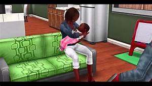 The sims freeplay baby steps gameplay teaser youtube for Baby bathroom needs sims freeplay