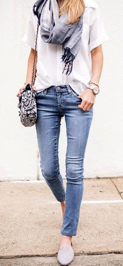 Outfits Casuales Con Jeans