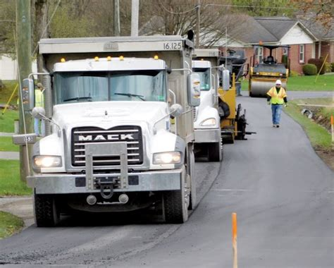 Road Closed for Paving Project | News, Sports, Jobs - The ...